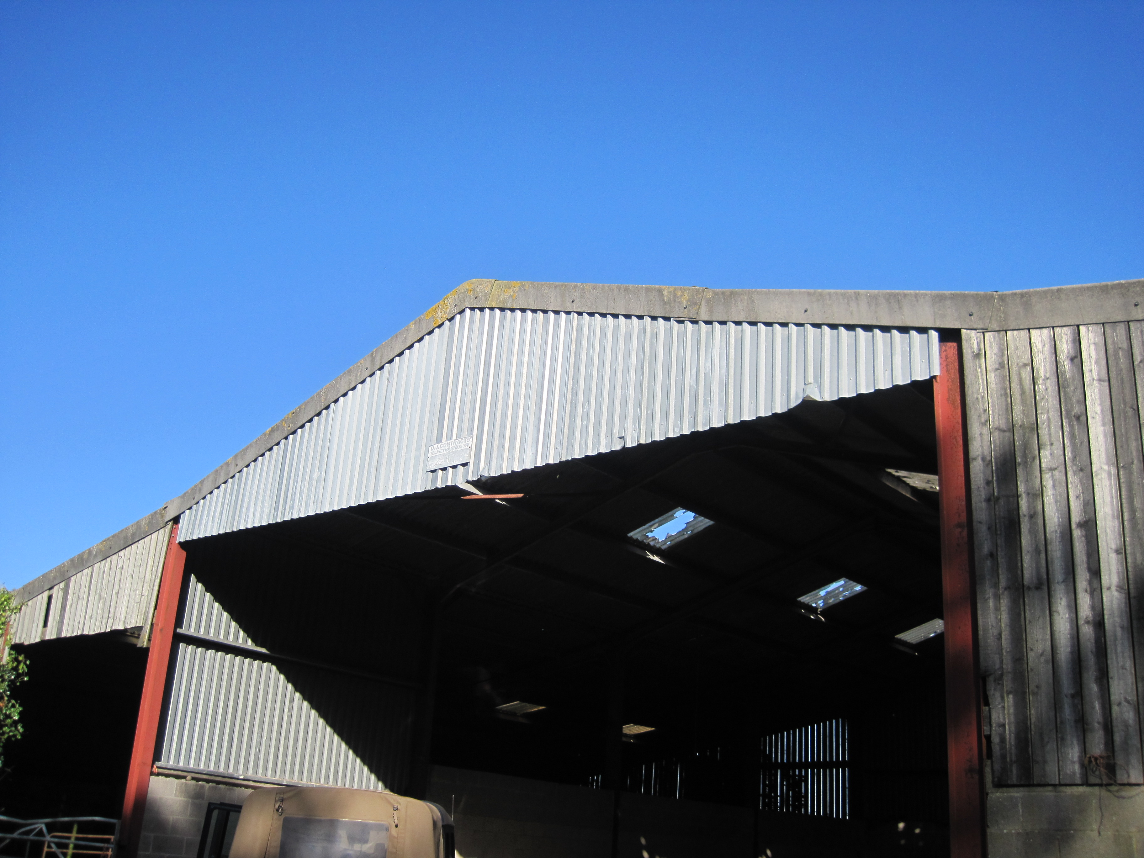 Class Q Permitted Development Rights Conversion Of Steel